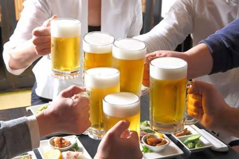 ビールで水分補給は危険?美味しくても注意したいポイントとは